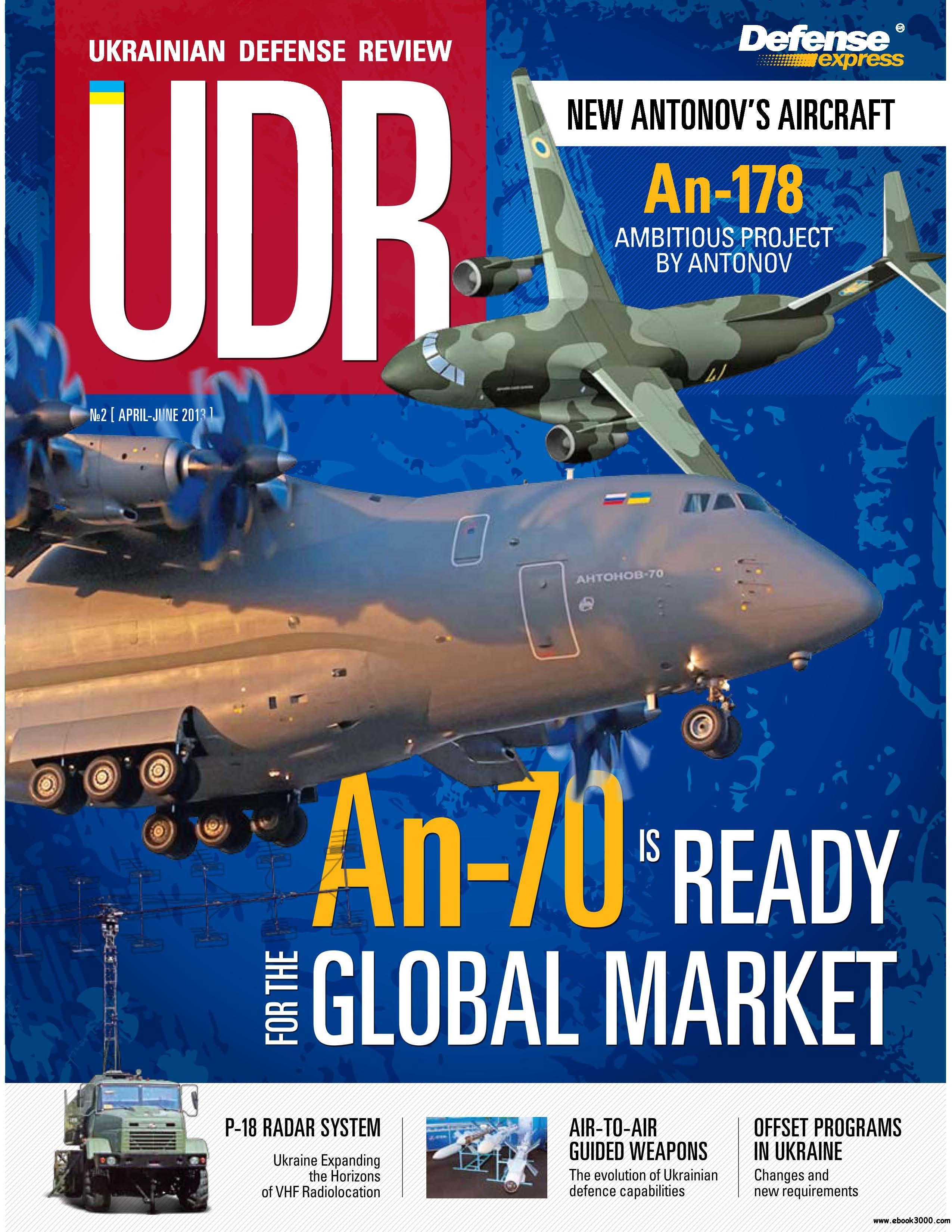 Ukrainian Defense Review C April/June 2013 n.02 free download