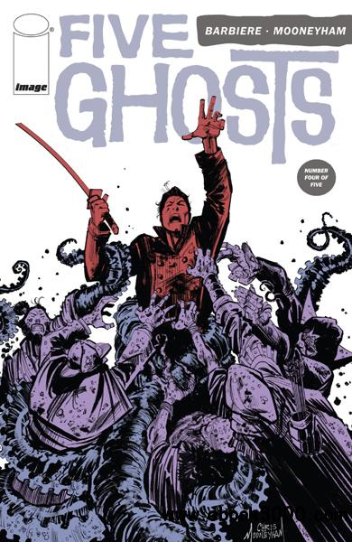 Five Ghosts - The Haunting of Fabian Gray 04 (of 05) (2013) free download
