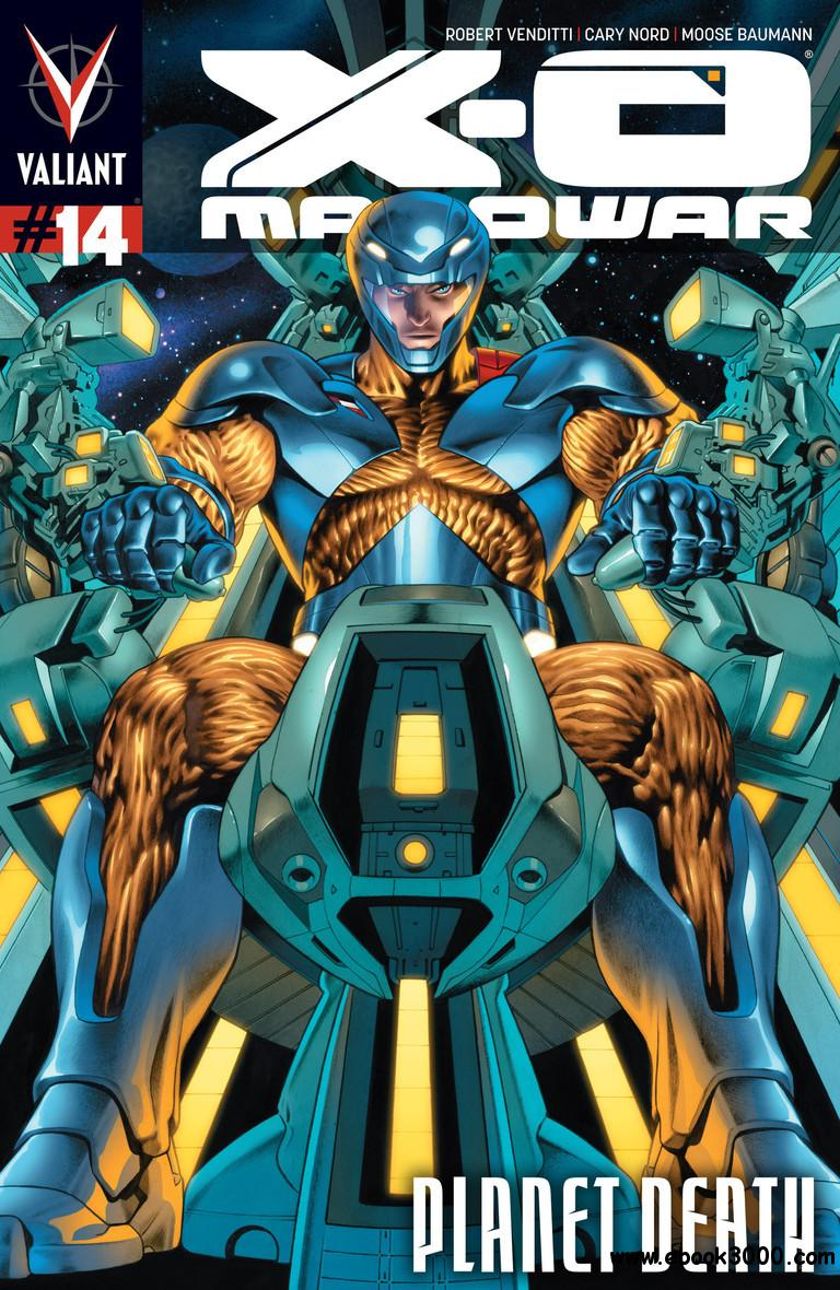 X-O Manowar 014 (2013) free download