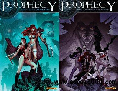 Prophecy #1-7 (2012-2013) Complete free download