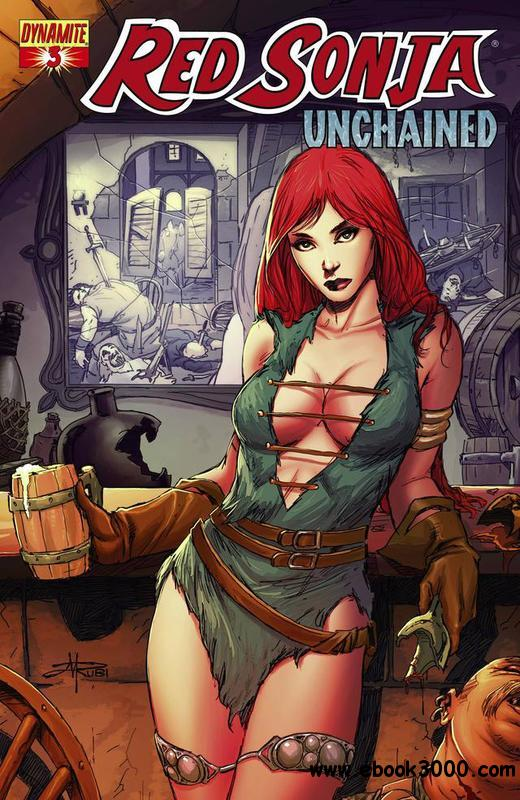 Red Sonja Unchained 03 (of 04) (2013) free download