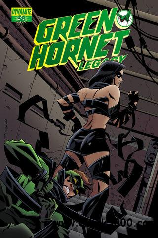 Green Hornet Legacy 038 (2013) free download