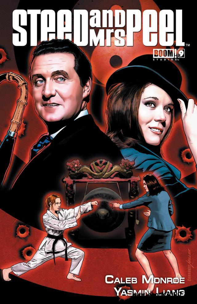 Steed and Mrs. Peel 009 (2013) free download