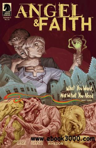 Angel & Faith 23 (2013) free download