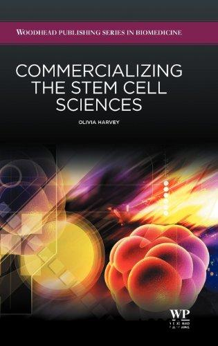 Commercializing the Stem Cell Sciences free download