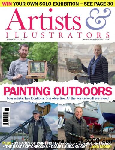 Artists & Illustrators - Summer 2013 free download
