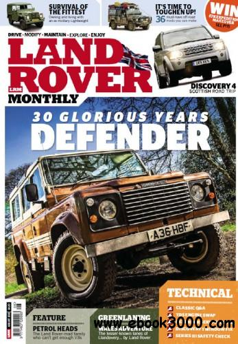 Land Rover Monthly - August 2013 free download