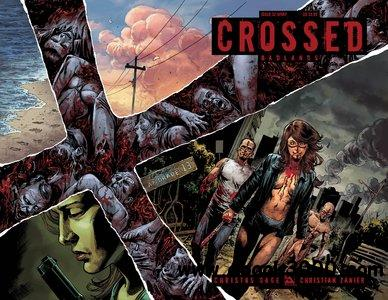 Crossed - Badlands 032 (2013) free download