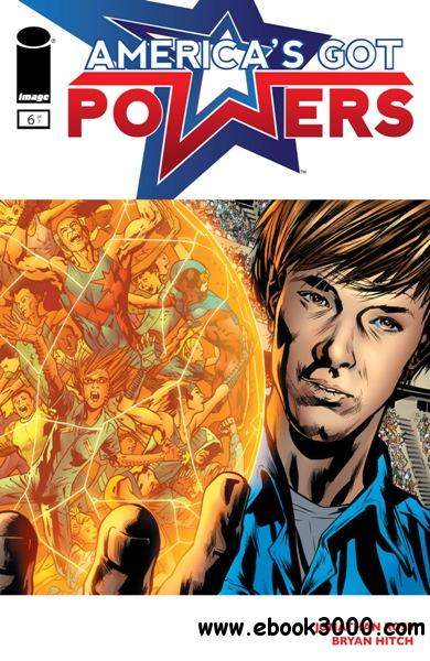 America's Got Powers 06 (of 07) (2013) free download