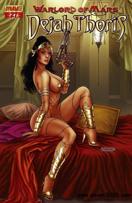 Warlord of Mars Dejah Thoris 027 (2013) free download