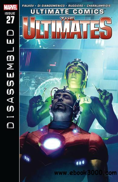Ultimate Comics Ultimates 027 (2013) free download