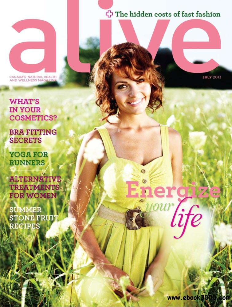 Alive - July 2013 free download