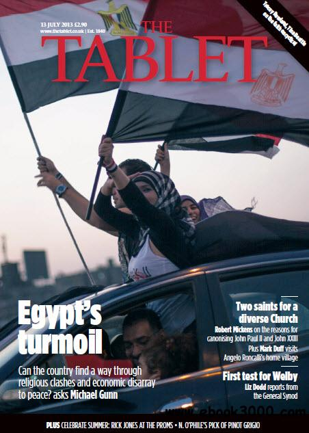 The Tablet - 13 July, 2013 free download
