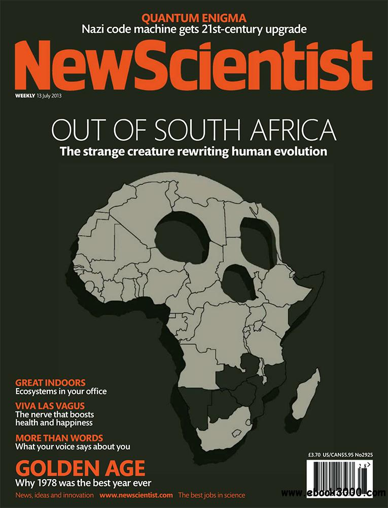 New Scientist International Edition 13 July 2013 (UK) download dree