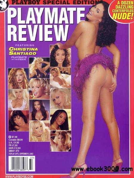 Playboy Playmates Review September 2003 free download