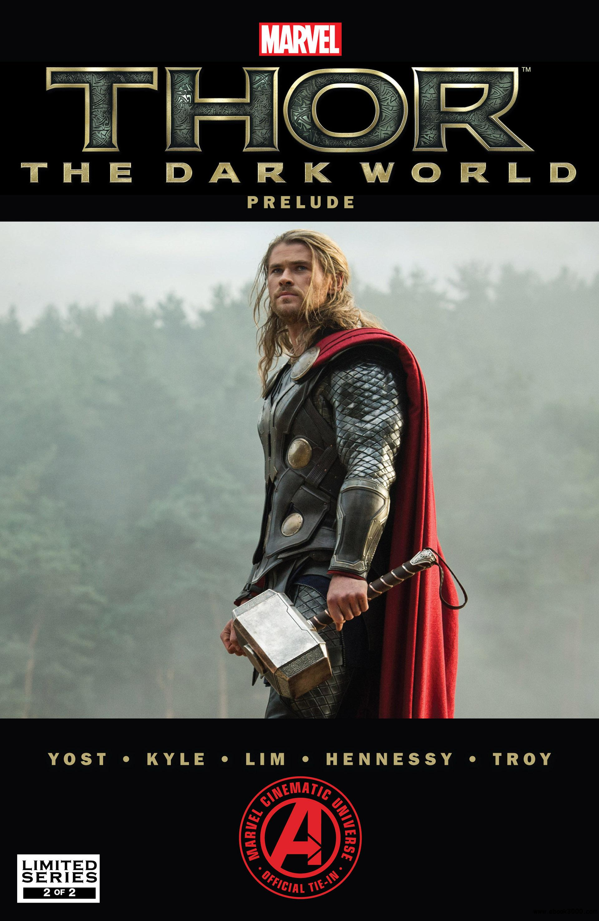 Marvel's Thor - The Dark World Prelude 002 (2013) free download