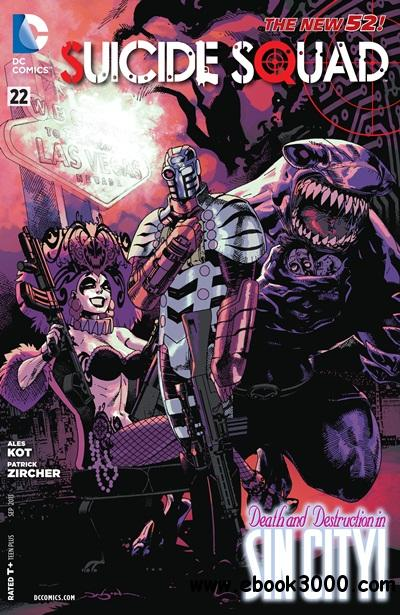Suicide Squad 022 (2013) free download