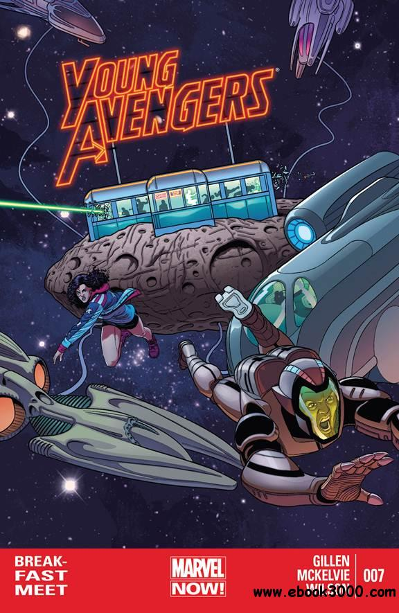 Young Avengers 007 (2013) free download