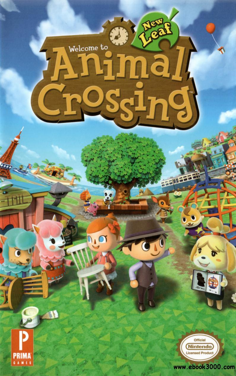 Animal Crossing: New Leaf: Prima Official Game Guide free download