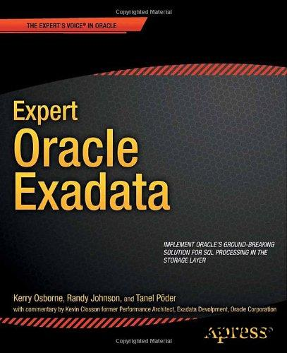 Expert Oracle Exadata free download