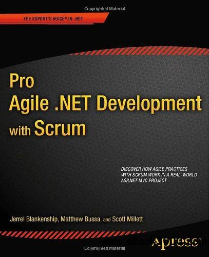 Pro Agile .NET Development with Scrum free download