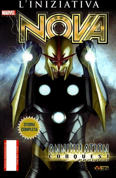 Nova - Annihilation Conquest Prologo free download