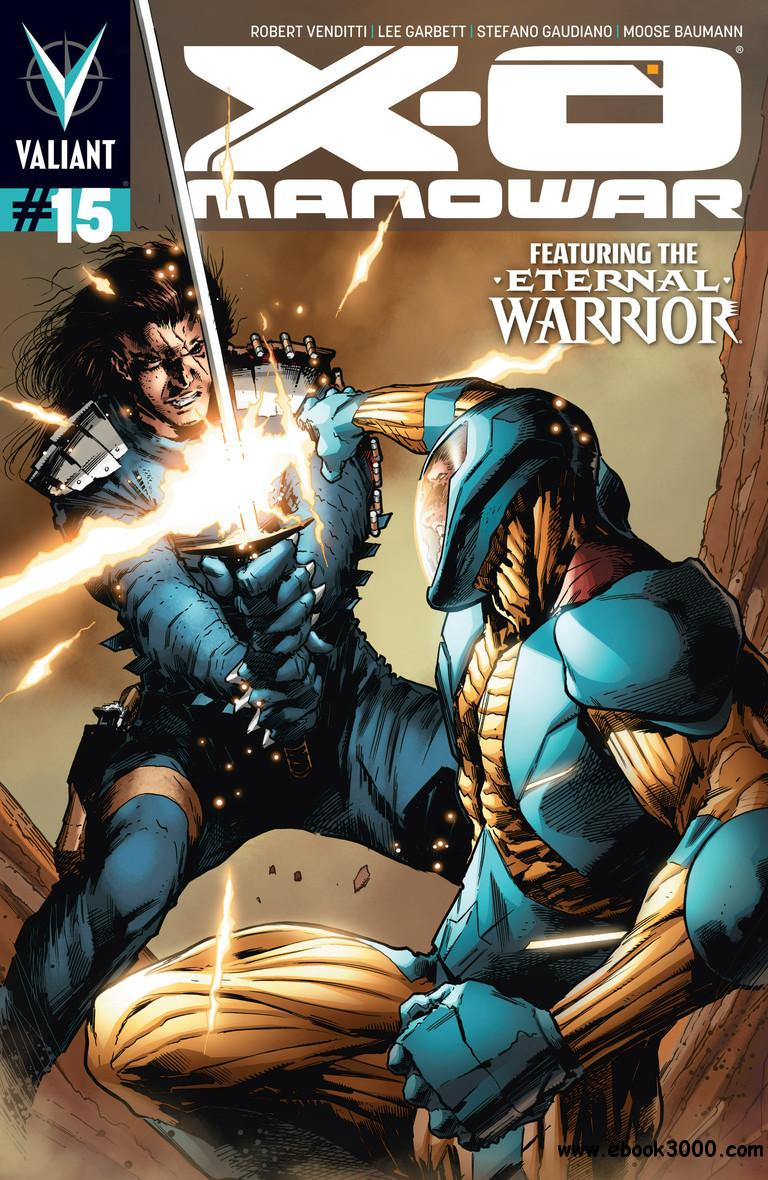 X-O Manowar 015 (2013) free download