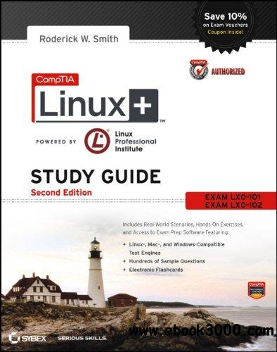 CompTIA Linux+ Study Guide: Exams LX0-101 and LX0-102 free download
