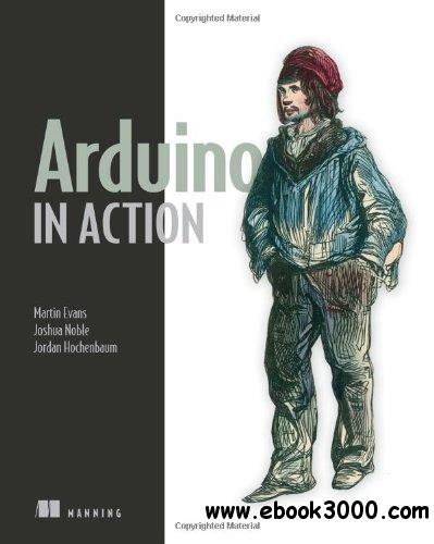 Arduino in Action free download