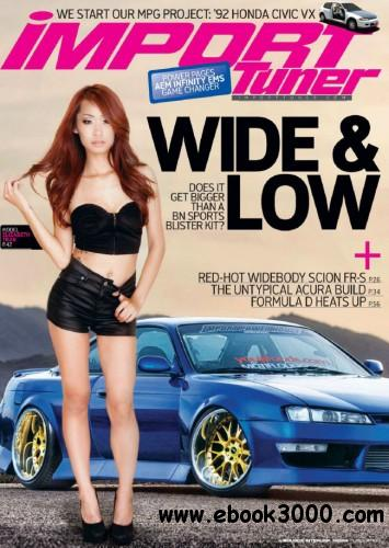 Import Tuner - August 2013 free download