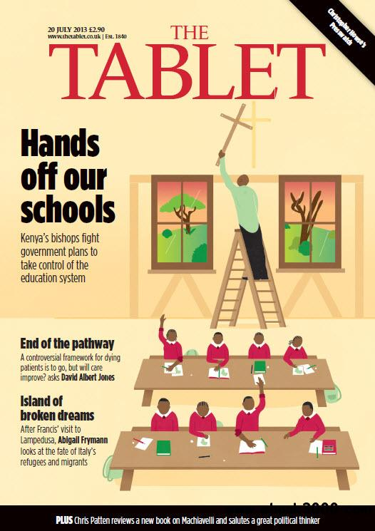 The Tablet - 20 July, 2013 free download