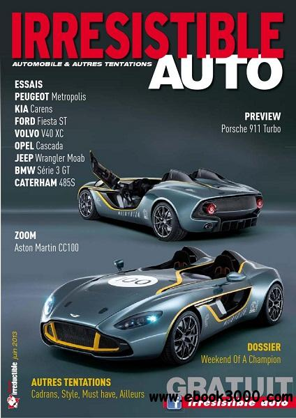 Irresistible Auto - Juin 2013 free download