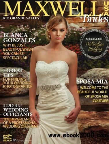 Maxwell Brides USA - Vol.3 July August September 2013 free download