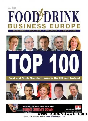 Food & Drink Business Europe - June 2013 download dree