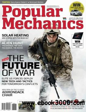 Popular Mechanics South Africa - August 2013 free download