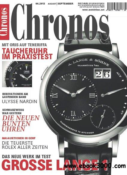 Chronos Magazin August September No 04 2013 free download