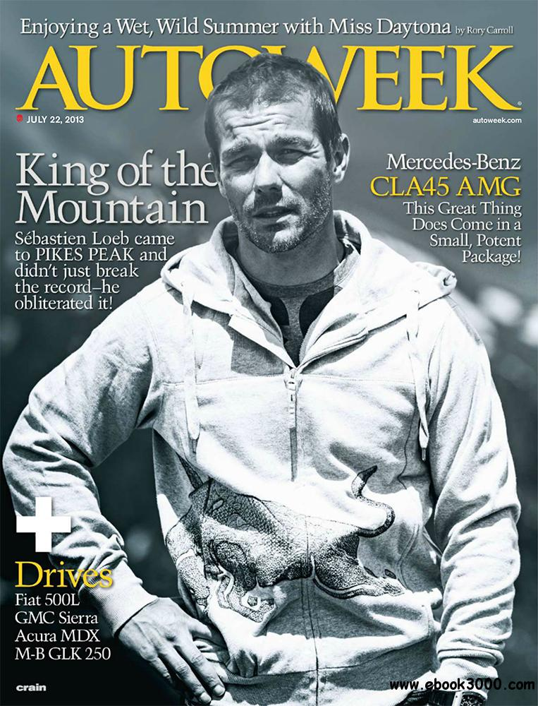 Autoweek 22 July 2013 (USA) free download