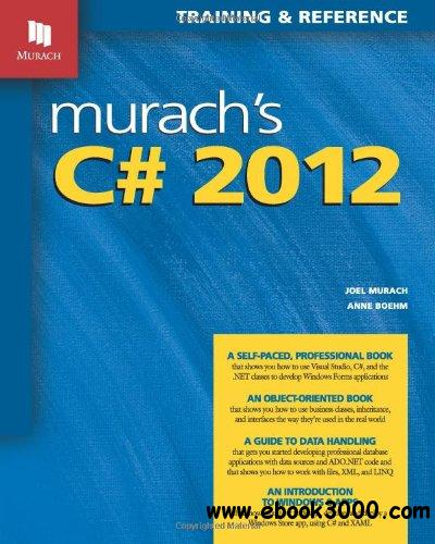 Murachs C# 2012, 5th Edition free download