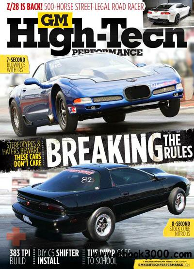 GM High Tech Performance - August 2013 free download