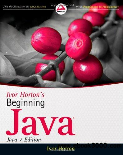 Ivor Horton's Beginning Java free download
