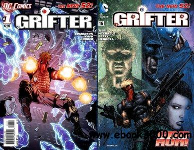 Grifter #0-16 (2011-2013) Complete free download