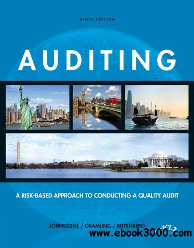 Auditing: A Risk-Based Approach to Conducting a Quality Audit, 9th edition free download
