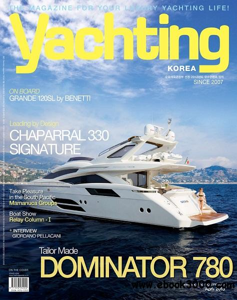 Yachting Korea - April 2013 free download