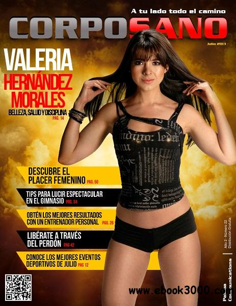 Corpo Sano - Julio 2013 free download