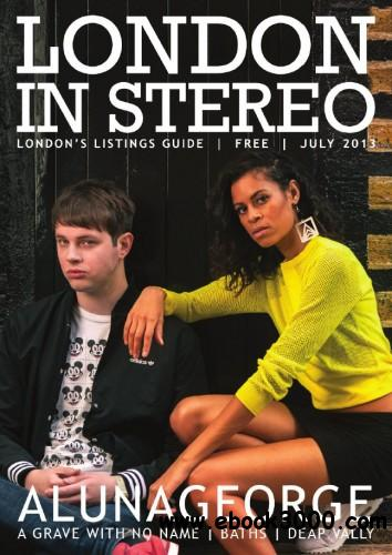 London in Stereo - July 2013 free download