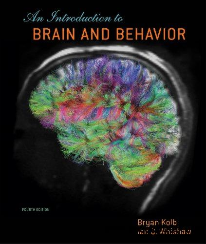 An Introduction to Brain and Behavior, 4th edition free download