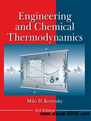 Engineering and Chemical Thermodynamics, 2 edition download dree