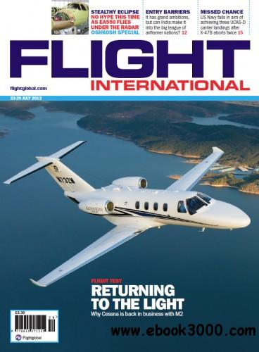 Flight International - 23 July 2013 free download
