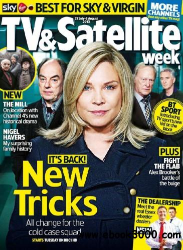 TV & Satellite Week - 27 July 2013 free download