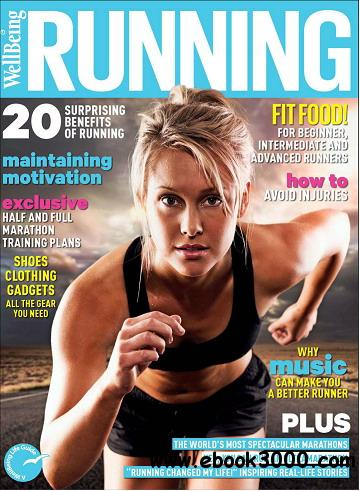 Wellbeing Running Issue 2013 free download